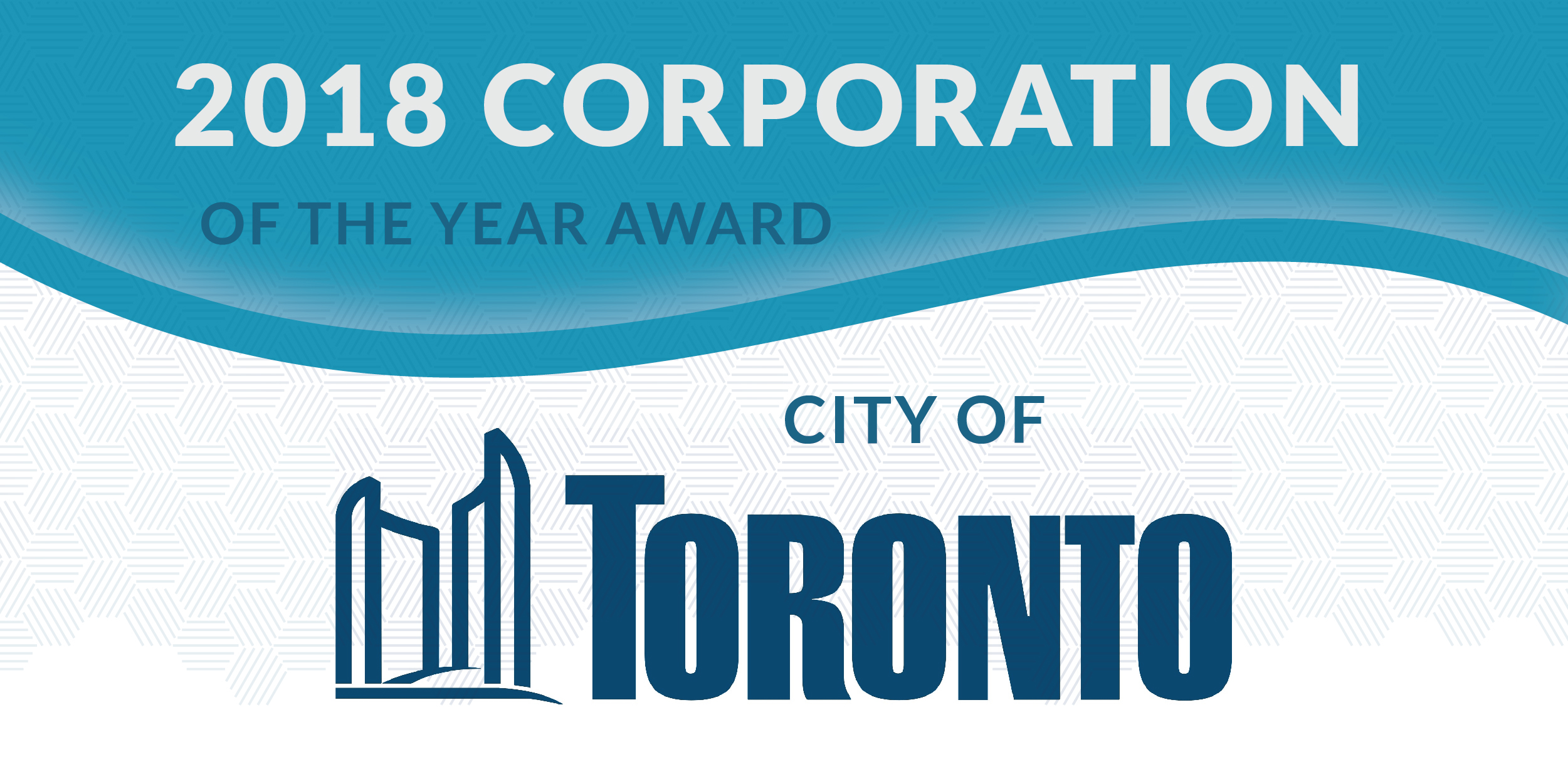 WBE 2018 Corporation City of Toronto